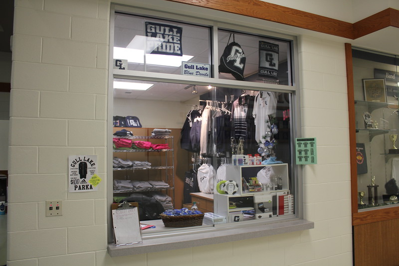 The DECA school store will now carry coffee and hot chocolate before school and during lunch Monday through Friday. Photo by Natalie Herson