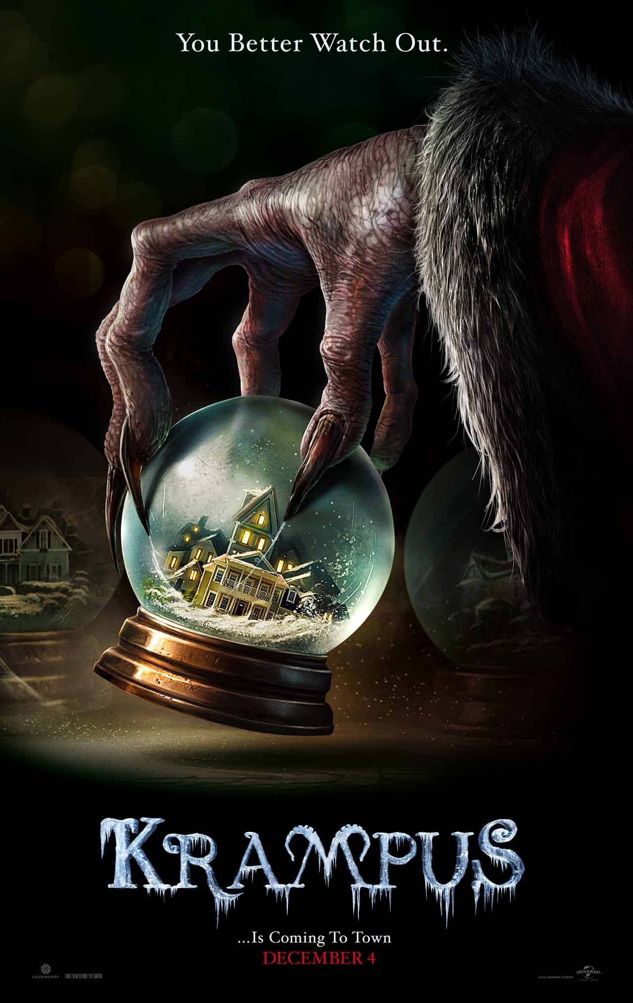 In Krampus A Classic Tale Gets A Modern Twist The Reflection