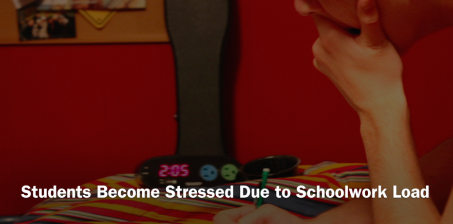 Noah Winne, School Stress Video