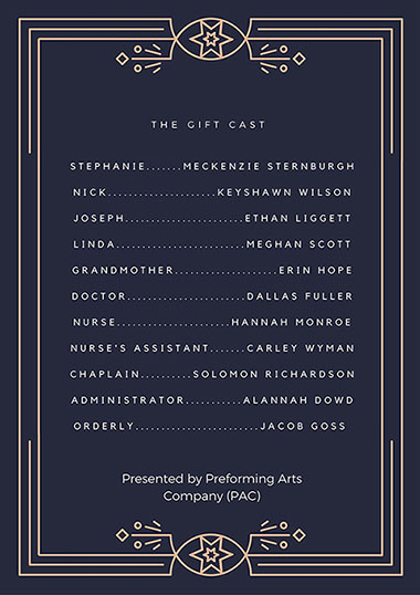 The Gift Cast