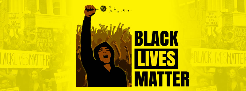 A symbol of the Black Lives Matter movement, represting African Americans coming together and standing strong. Photo courtesey of the black lives matter website (balcklivesmatter.com)
