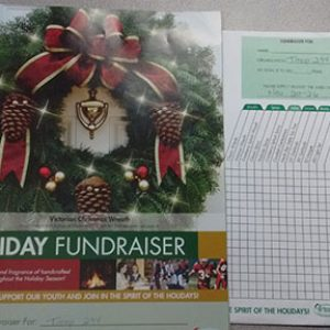 Christmas Fundraiser Catalog.Troop 294 Participates In Annual Christmas Wreath Fundraiser