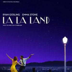 Classic La La Land poster courtesy of IMBD.