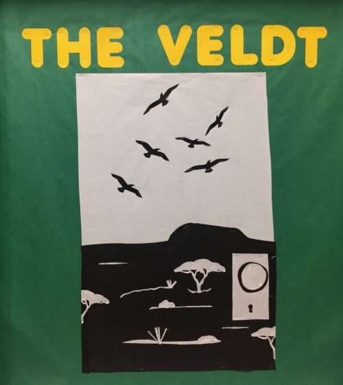 the veldt by ray bradbury In the short stories by ray bradbury, the veldt and the fog horn plot, theme and characterization intertwine the personas of each character help drive the plot and theme within each story.