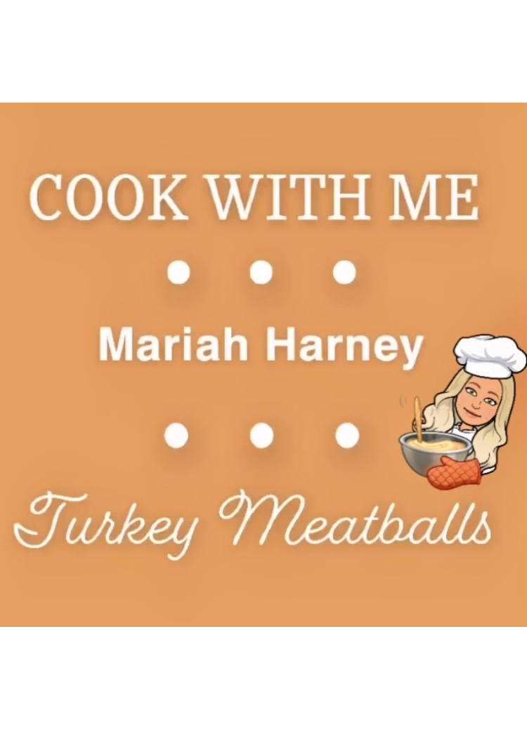Cook with me: Turkey Meatballs