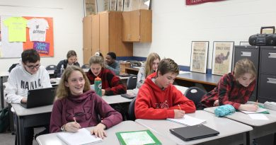 Gull Lake High School's health and physical education teacher approaches health in  inventive way