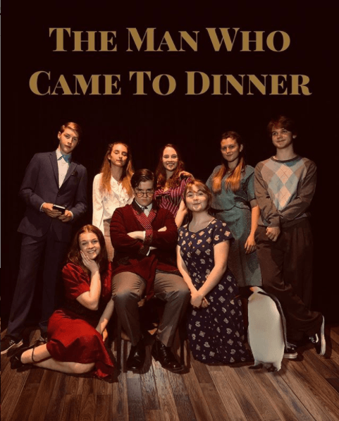 Gull Lake High School's PAC performs 'The Man Who Came to Dinner'
