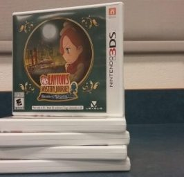Layton's Mystery Journey solves mystery of how to make puzzle game fun