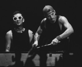 Twenty One Pilots fascination explodes this year