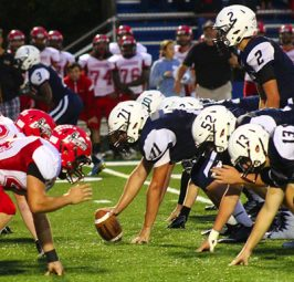 Gull Lake football gets second win of the season