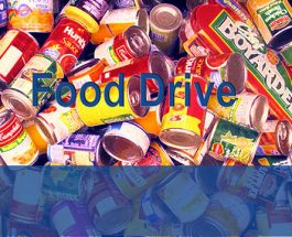 National Honor Society organizes holiday food drive
