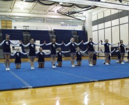 Gull Lake cheer continues onto Regional competition