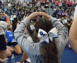 Gull Lake competitive cheer becomes the first State qualifier in ten years: a photo story of emotion