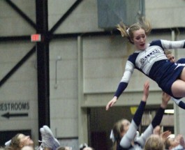 "Gull Lake becomes one of the ""elite eight"" in competitive cheer"