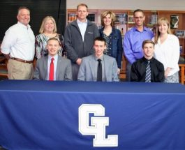 Three Gull Lake Seniors to pursue futures at service academies