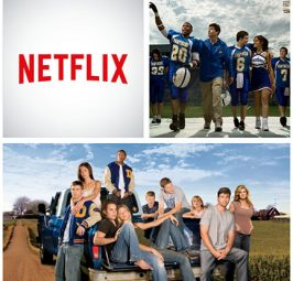 Netflix removes iconic television show 'Friday Night Lights' from it's site