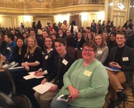 Gull Lake's Model UN team takes on the MUNUC