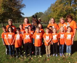 Richland Elementary school students partake in Read and Ride Roundup