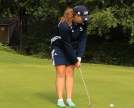 Girls golf season ends with Regionals
