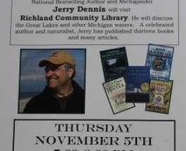 Richland Community Library hosts renowned author