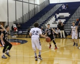 Gull Lake JV loses hard fought game with Caledonia