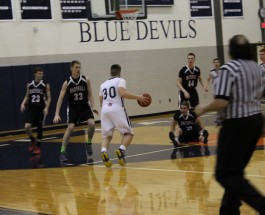 Gull Lake boys JV loses game to Portage Northern