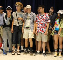 Tacky Tourist day is always the best