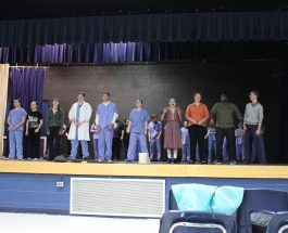Gull Lake's stage quality restricts student opportunity to flourish in performing arts
