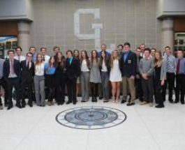 Taylor Gripentrog looks onto bigger things for DECA