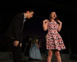 Performing Arts Company actors and tech prepare for fall show