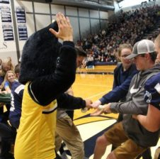 Sno Court assembly tug of war preview