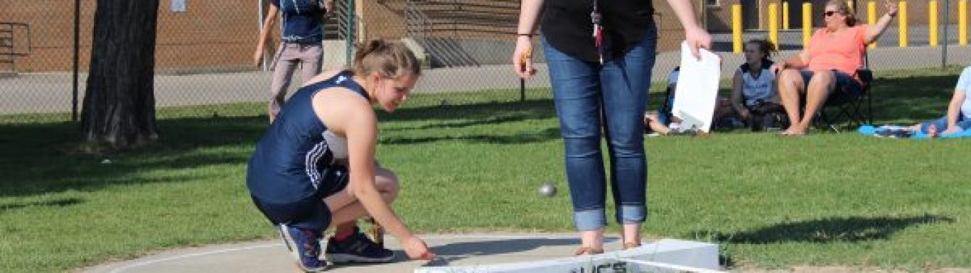 Gull Lake track season sign ups and training is here
