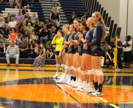 Gull Lake volleyball continues solid season