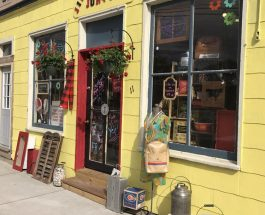 Jive Junktion brings life back into antiques