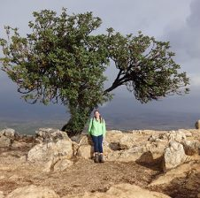 Keziah Claussen travels to Israel to grow in her faith