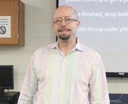 Gull Lake welcomes new marketing teacher Tim Kirk