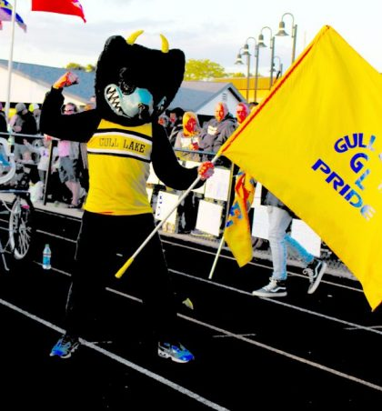 The contentious debate over Gull Lake's mascot