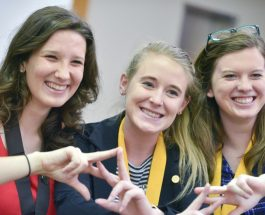 WMU's historic Medallion Scholarship competition brings out the best, brightest