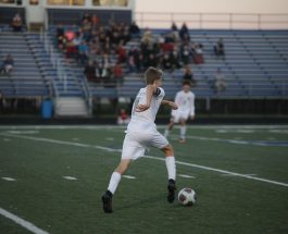Gull Lake ties second ranked Portage Central