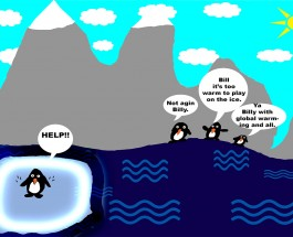 Adventure of Billy the Penguin