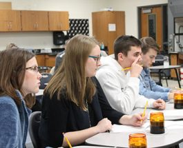 Gull Lake's Quiz Bowl team makes it to States