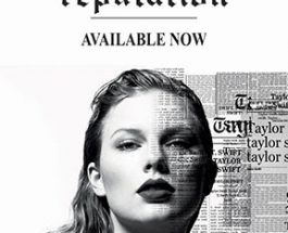 In the album Reputation Taylor Swift conquers new uncharted territory for herself