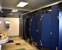 Gender neutral bathrooms reduce wait times and promote equality