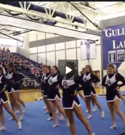 Homecoming assembly highlights videotaped