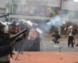 Should tear gas be banned?