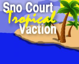 GLHS packs up for its Tropical Vacation Sno Court
