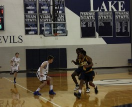 Gull Lake loses fast-paced game against Benton Harbor