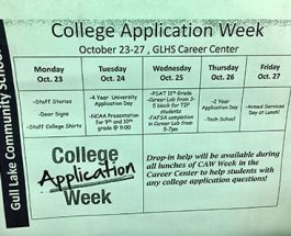 Students get help for the future through college week