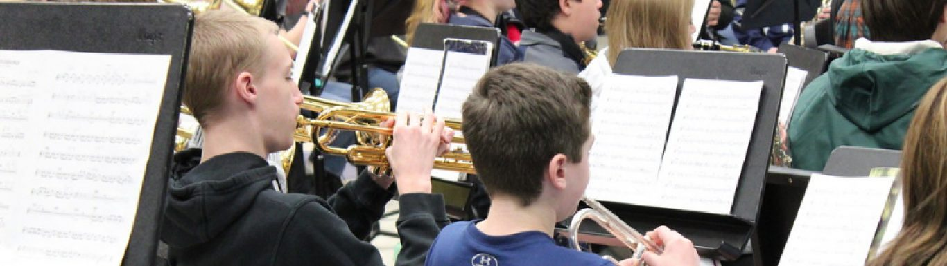 Symphonic Band stuns with ones at Festival