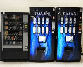 Health food absences in vending machines impact student daily life